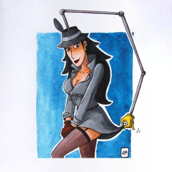 Ispettore Gadget (Linda Bouderbala)