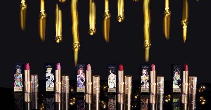 Lipsticks to honor your spirit princess (ColourPop/Disney)