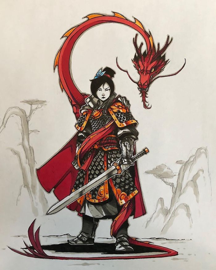 Mulan/Artemii Myasnikov