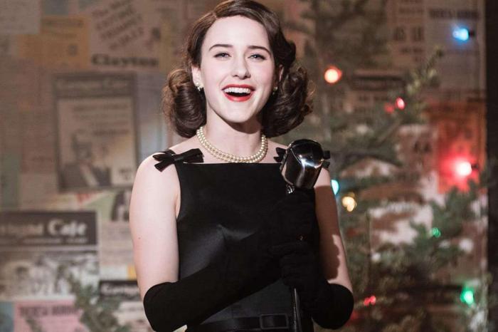 Rachel Brosnahan (La fantastica signora Maisel)