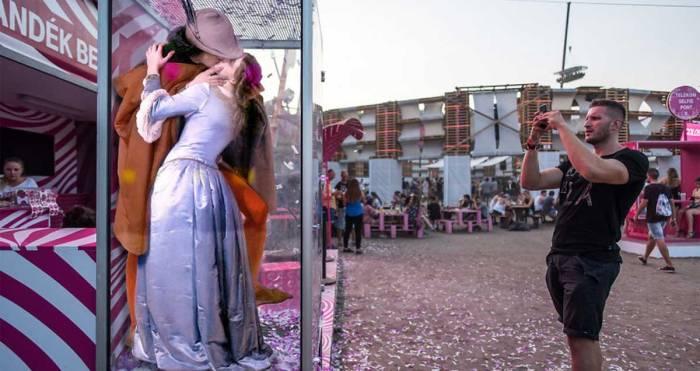 Il bacio di Francesco Hayez/Marton Nemenyi