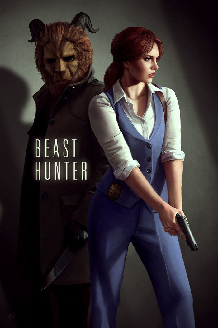 Beast Hunter (Astor Alexander)