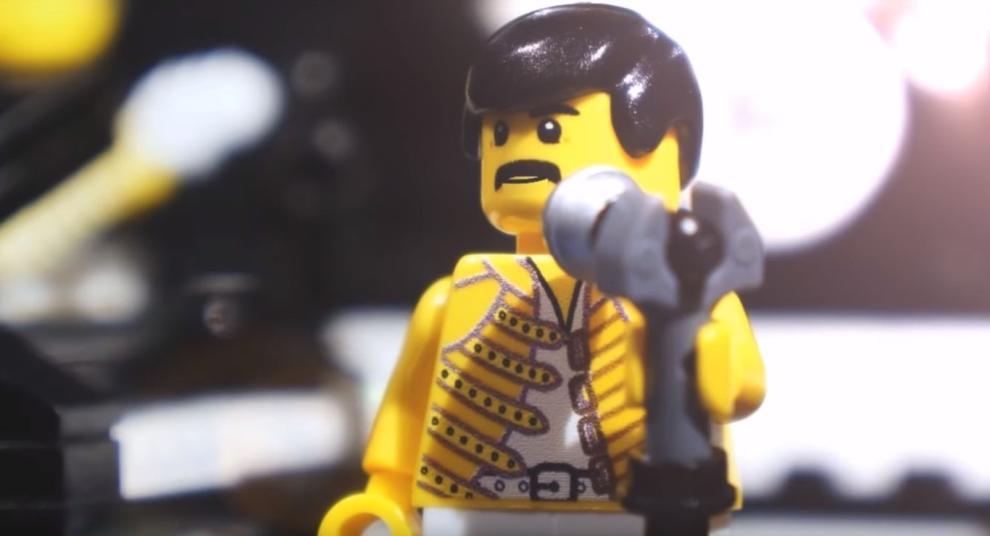 Don't Stop Me Now/Lego (Gonsero/YouTube)
