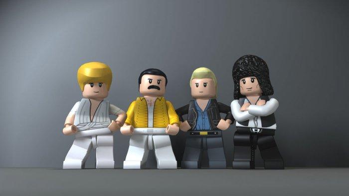 Queen/Lego