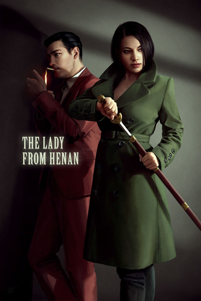 The Lady from Henan (Astor Alexander)