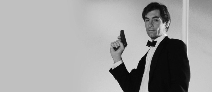 Timothy Dalton/James Bond