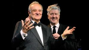 Angelo Badalamenti e David Lynch