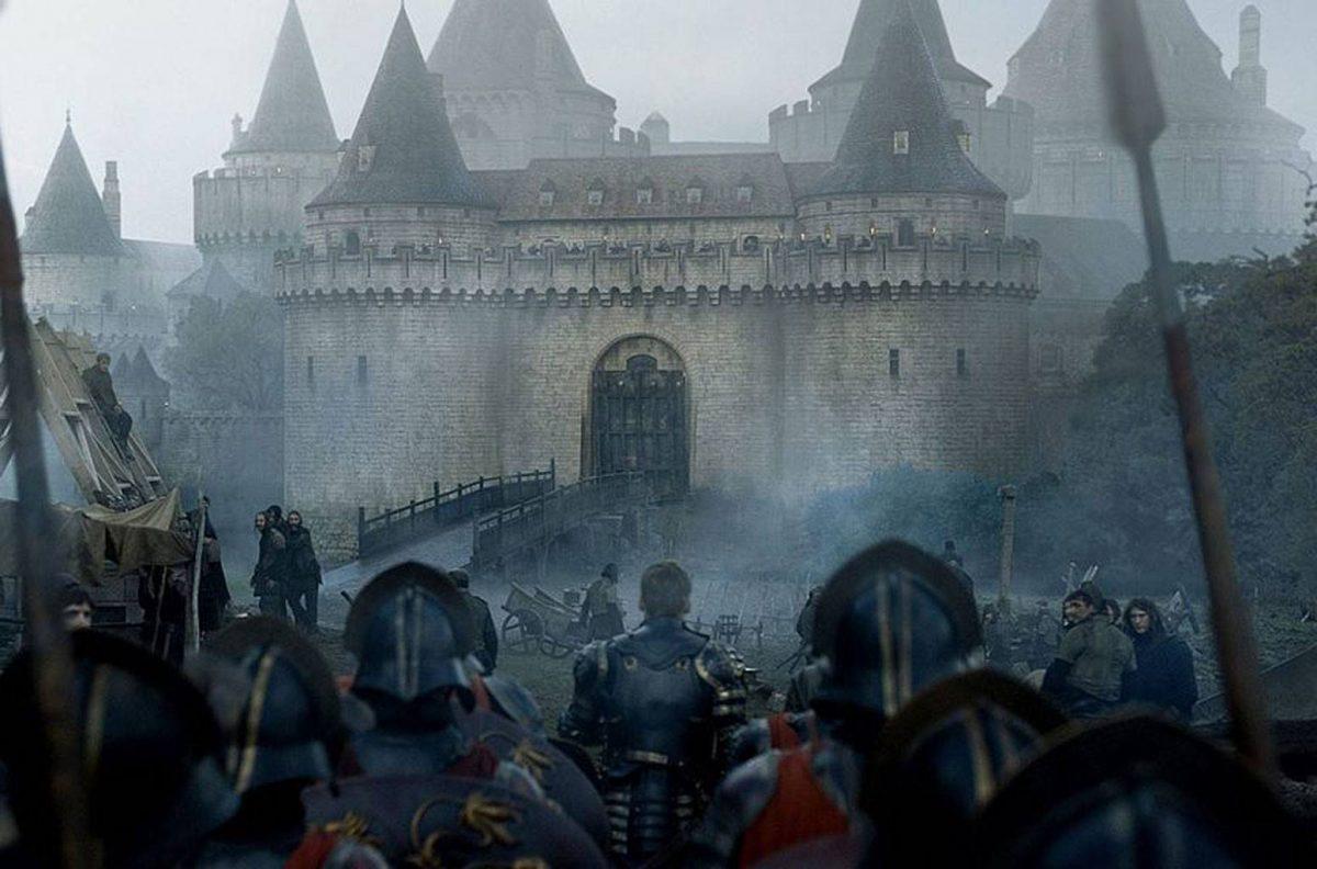 Castello GoT (HBO)
