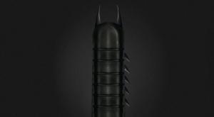 Batman (Toshib Bagde)