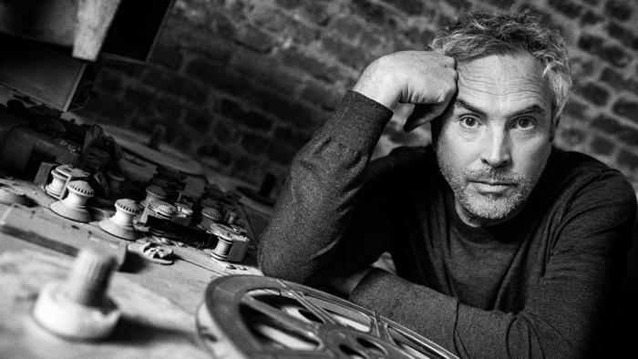 MIGLIORE REGIA: Alfonso Cuaron (Roma)