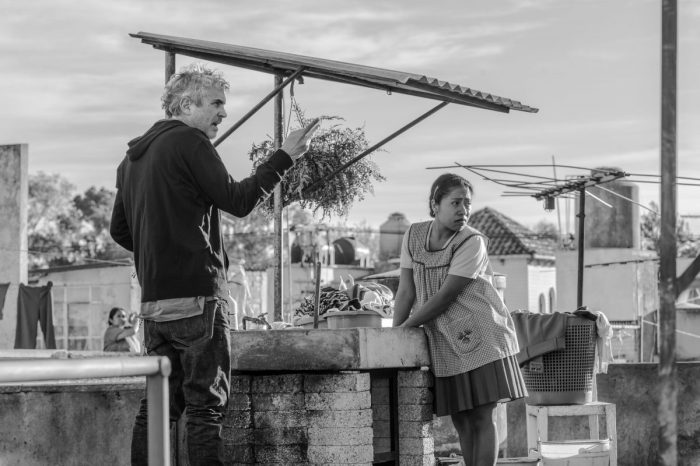 MIGLIORE FOTOGRAFIA: Alfonso Cuaron(Roma)