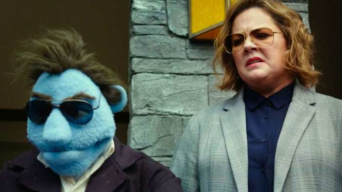 PEGGIOR ATTRICE: Melissa McCarthy (Pupazzi senza gloria/Life of the Party)