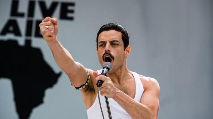 MIGLIORE ATTORE PROTAGONISTA: Rami Malek (Bohemian Rhapsody)